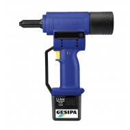 Akumulátorová pistole na nýty GESIPA PowerBird
