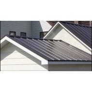 Materiál pro střechy a opláštění