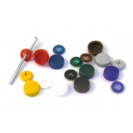 nylonové krytky barevné